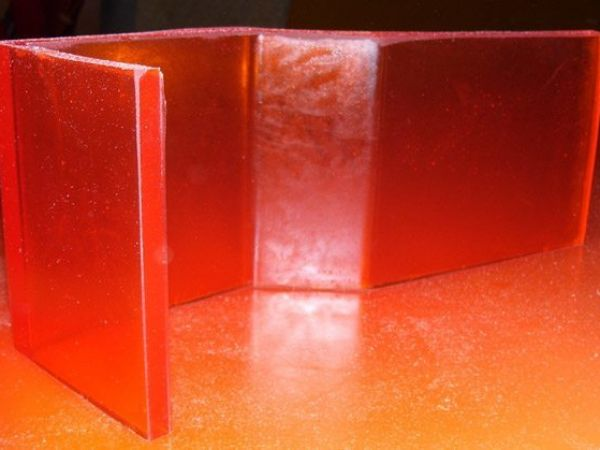 Elements of the elastomers Polyurethane